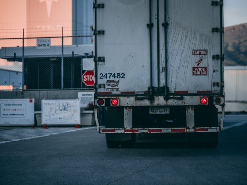 קונה משאיות לפירוק