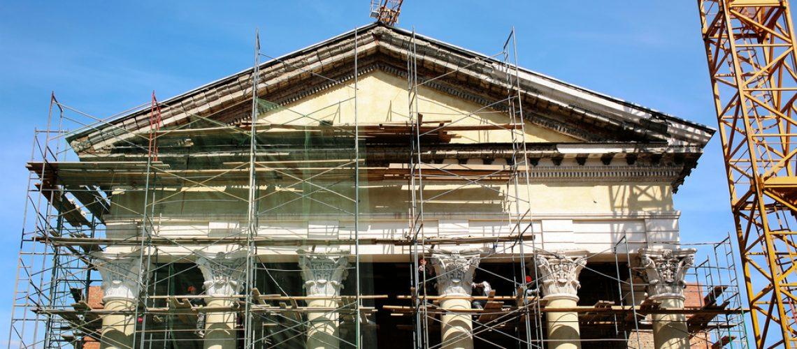 שיקום בניינים