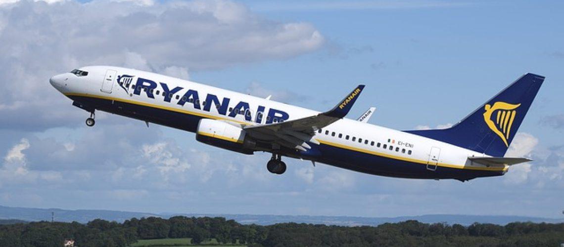 ריינאייר - חברת התעופה הגרועה ביותר בבריטניה