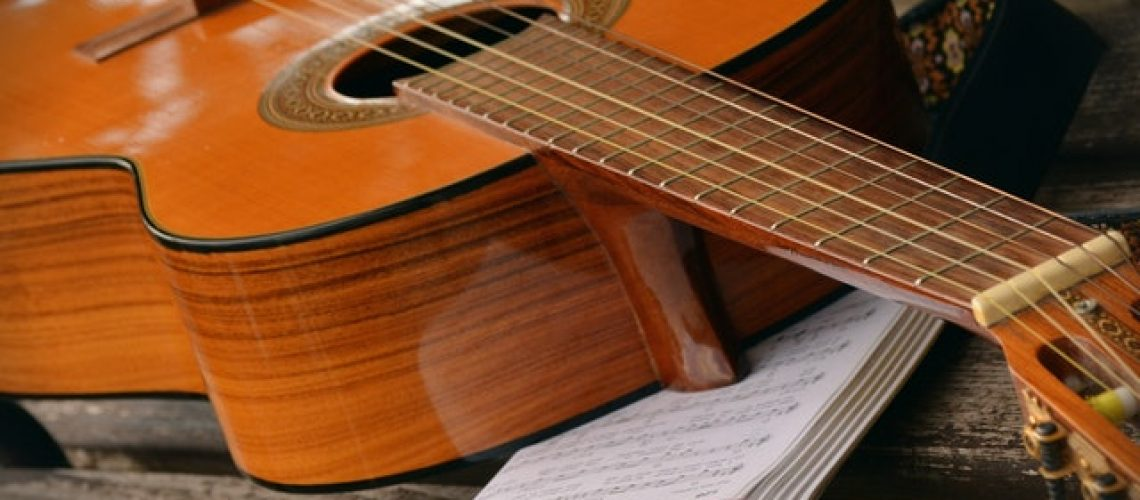 גיטרה קלאסית VS גיטרה אקוסטית - כל ההבדל